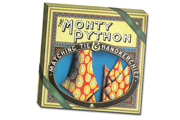 The Monty Python Matching Tie and Handkerchief | Музыка